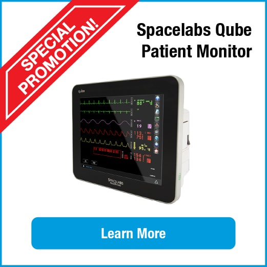 Spacelabs Qube Patient Monitor